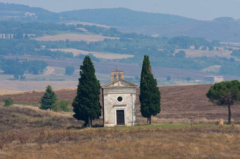 De Kapel van La Vitaleta van Dennis Wierenga