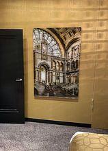 Klantfoto: De Hemelpoort van Antwerpen van Jan de Vries, op acrylglas