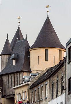 Grendelpoort, Valkenburg, Limburg Nederland van Evelien Heuts-Flachs