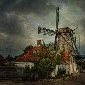 Windmill van Tejo Coen