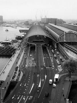 Amsterdam in Schwarz-Weiß von Emre Kanik