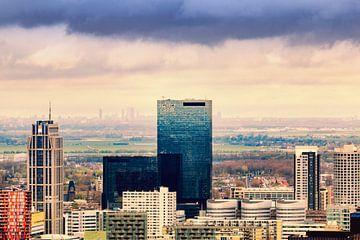 Van Rotterdam naar Den Haag van Nathan Okkerse