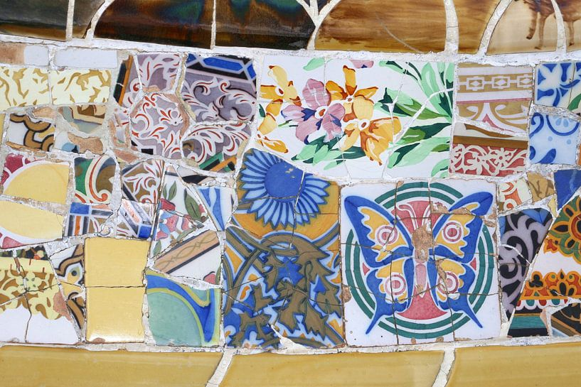 Gaudi 1 van Inge Hogenbijl