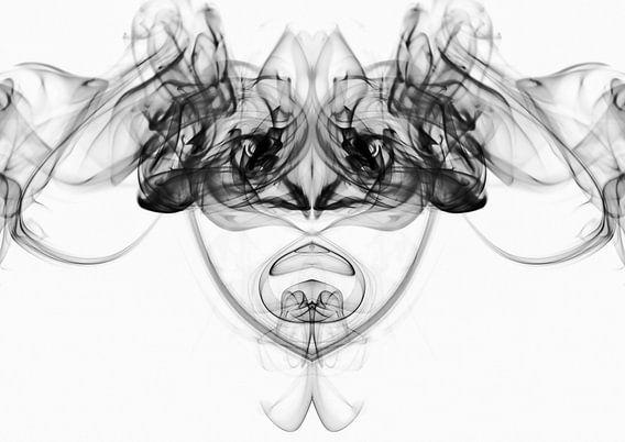 Smoke Art - Vertroebelde blik