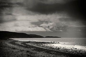 Landscape 'Silver water' von Greetje van Son