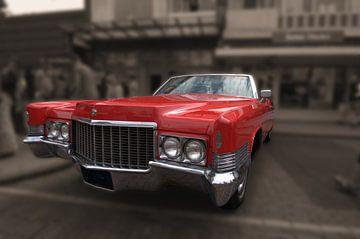 Cadillac van Erik Reijnders