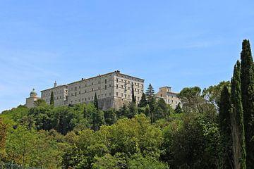 Abdij van Monte Cassino, Italië van Jeroen Koppes