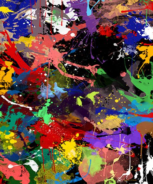 Volle kleur van Kathleen Artist Fine Art