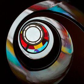Stairway to color sur Robert Smink