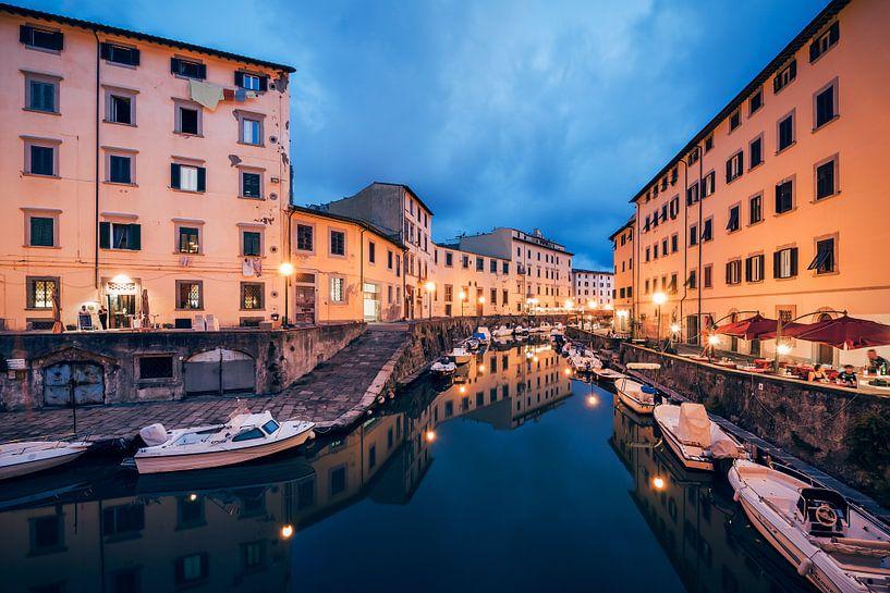 Livorno - Venezia Nuova van Alexander Voss