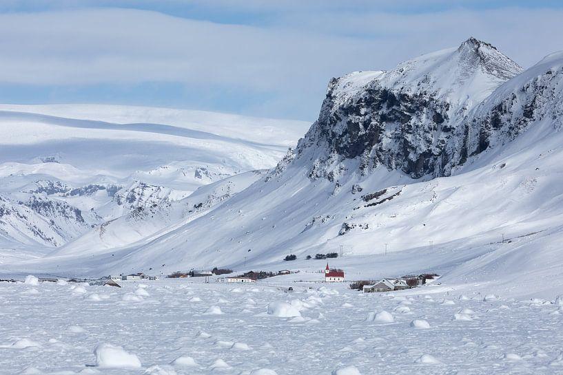 Ruige winterse schoonheid van Karla Leeftink