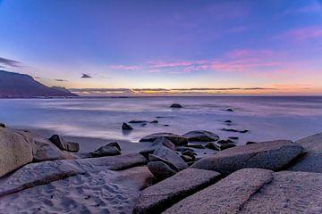 Zuid-Afrika Glen Beach van Alexander Schulz