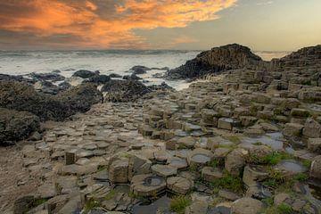 The Giant's Causeway van Tim Vlielander