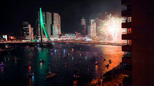 Rotterdam vuurwerk