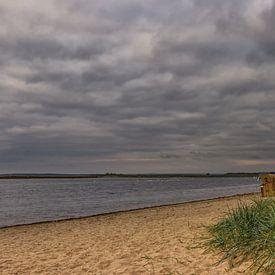 Ostseestrand von Andreas Stach