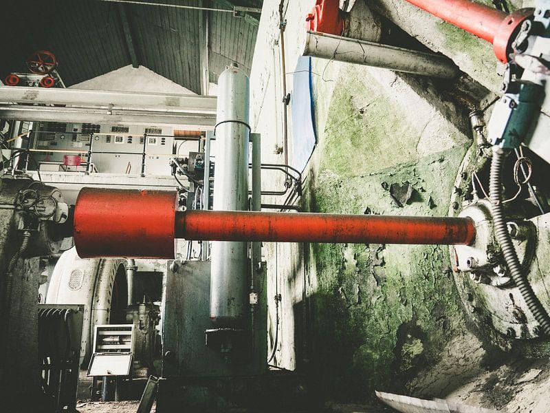 Kleinwasserkraftwerk von Martijn Tilroe