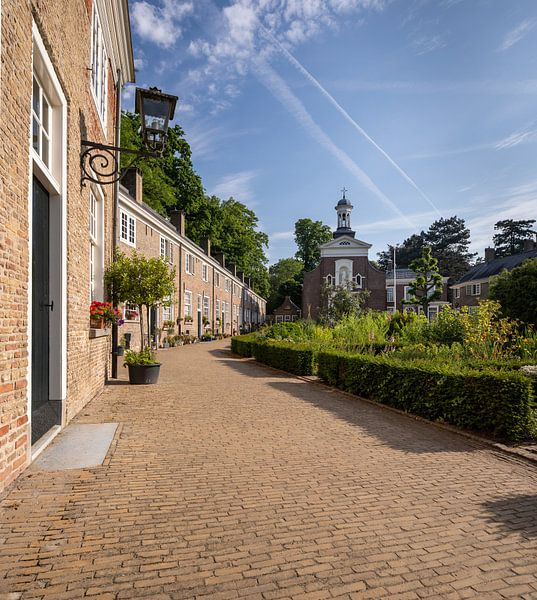 Doorkijk Breda Begijnhof van JPWFoto