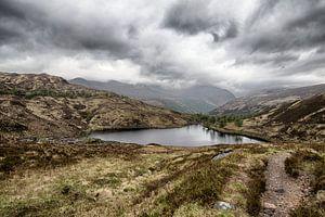 Lochaber (nabij Blackwater Reservoir) van