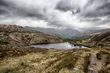 Lochaber (nabij Blackwater Reservoir)