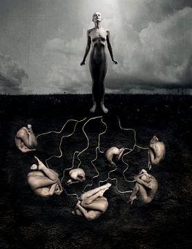 Existentia, Angelina Goncharova von 1x
