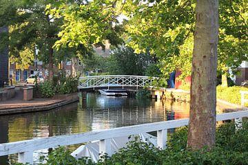 Een van de rivieren in Hoorn van Audrey Nijhof