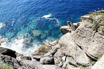 La mer sur Carla van Dulmen