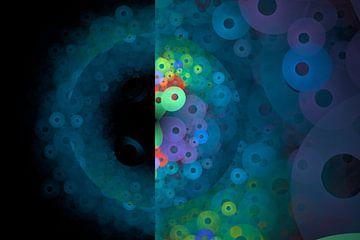 Cirkels in het universum van Bernardine de Laat
