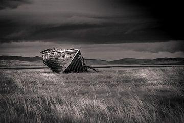 Schiffswrack von Michael Karl Knop