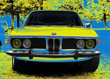 BMW 3.0 (Type E9) van aRi F. Huber