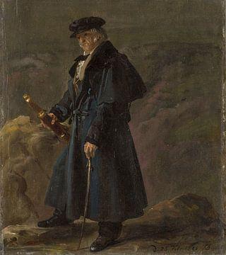 Der polnische General Karol Kniaziewicz, Johan Christian Dahl.