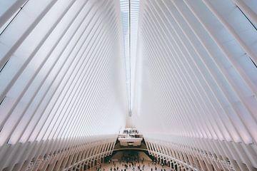 New York - Oculus von Jan-Hessel Boermans