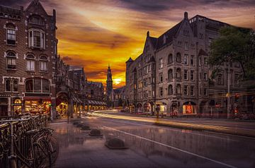 Amsterdam I Raadhuisstraat van Mario Calma