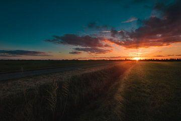 Middelburg sunset