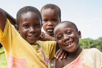 Afrika | Blije kinderen in Tanzania van
