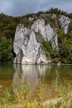 Donaudurchbruch bei Weltenburg von Reiner Conrad