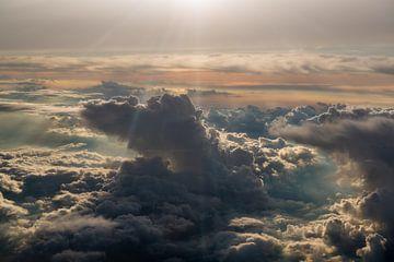 Hoch am Himmel von Denis Feiner