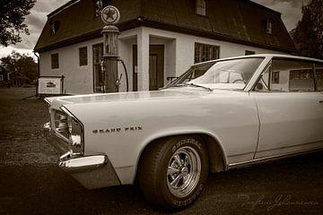 63´ Pontiac Grand Prix van Torfinn Johannessen