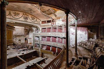Goldenes Theater von Jeroen Kenis