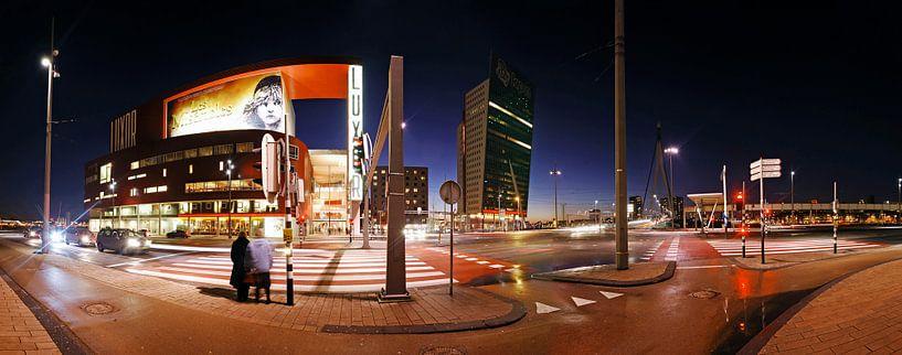 Rotterdam, Kop van Zuid van Sjoerd Mouissie