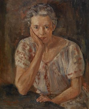 Miss Armstrong, Maria Aldernaght