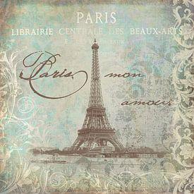 Nostalgisch Parijs van Andrea Haase