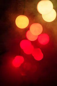 Pendulum, lichtfestival Glow, Eindhoven van Guido van Veen