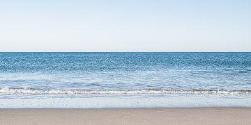 Noordzee strand van Scheveningen van MICHEL WETTSTEIN