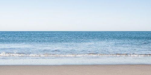Noordzee strand van Scheveningen