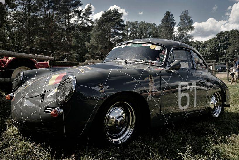 Vintage Klassiker Porsche von Atelier Liesjes