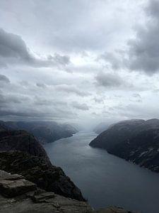 lyse fjord