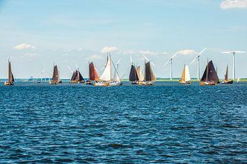 Botters op het Gooimeer