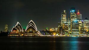 Sydney Opera House van Jasper den Boer