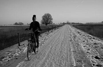 Zwart en wit von Willem Struiksma