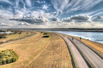 HDR provinciale weg N257 van W J Kok